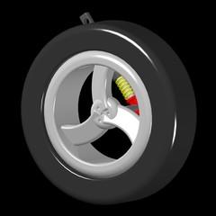 La ruota - The wheel