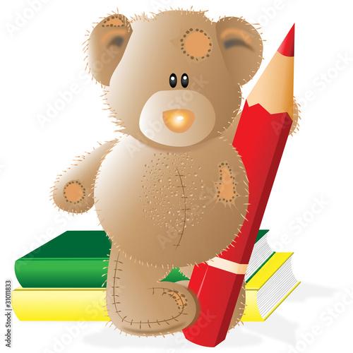 babybär - schulausbildung