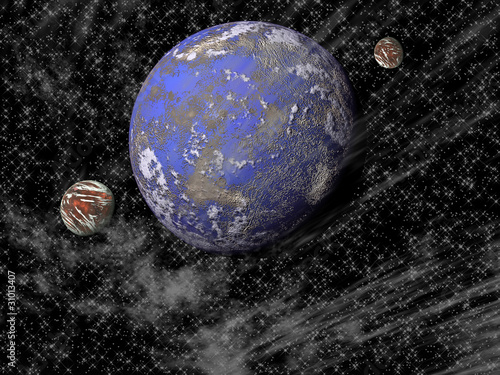 Fototapeten,planentarium,kosmos,sternchen,nubes