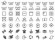 Wäschezeichen & Pflegesymbole