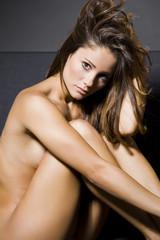 art nude woman