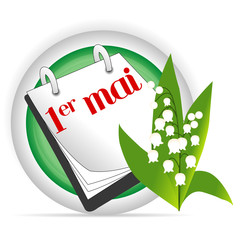 icône 1er Mai