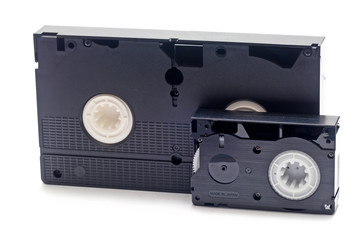 Alte Video Tapes