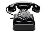 Fototapety Retro Telefon 3