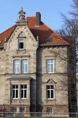 Fassaden von Göttingen