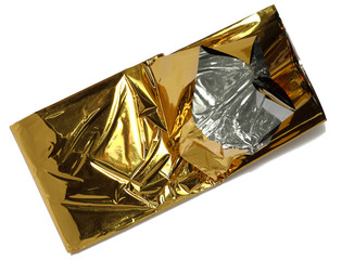 metallina coperta isotermica