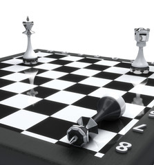 King chess mate
