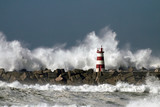 Fototapeta morze - molo - Wybrzeże