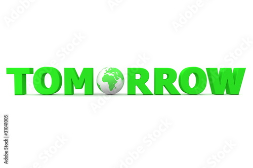 Tomorrow World Green