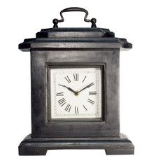 mantle clock isolated