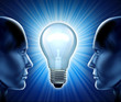 Creative team and idea partnership