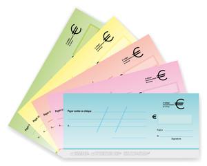 chèque banque