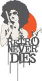 Fototapety Retro Never Dies