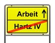 Arbeit-Hartz 4