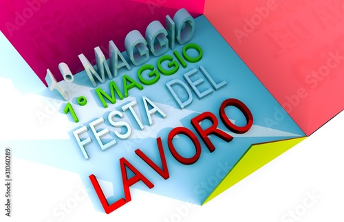 1 MAGGIO FESTA DEL LAVORO! 400_F_31060289_9T8SV7HpJdsCmt1nr0kQTRNNGbYNadNa