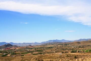 al sur de Alicante