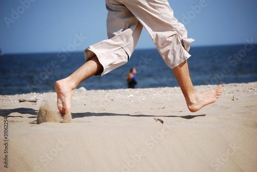 correre al mare
