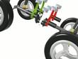 Il veicolo a motore - The motorized vehicle