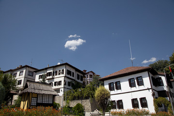 Traditional Houses at Safranbolu Turkey