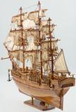 maquette du voilier