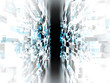 Dark digital corridor