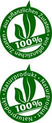 Naturprodukt, pflanzliche Zutaten