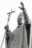 Pope JP2 monument