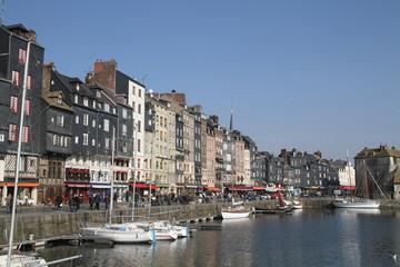quai d'Honfleur