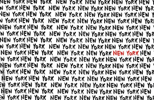 Fototapeta NY New York