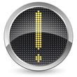 Ausrufezeichen - LED-Button