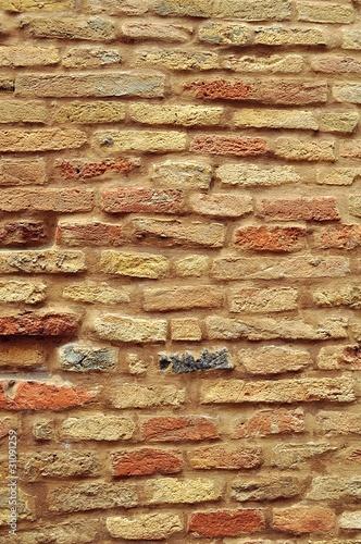 Fototapeten,backstein,brick wall,wand,bejahrt