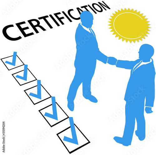 Get certified and Earn Official Certification document