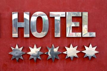 Fünf-Sterne-Hotel