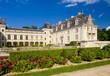 Chateau de Brézé, Pays-de-la-Loire, France