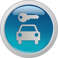 bouton location de voiture