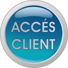 bouton accés client