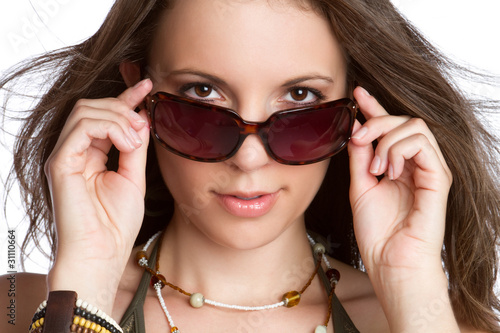 Sexy Sunglasses Woman