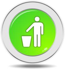 bouton pour l'environnement