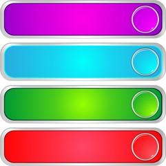 bouton icones