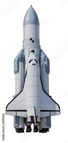 Spaceship Buran in Samara, Russia - 31119826