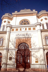 Synagogue, Gyor, Hungary