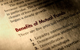 Benefits of Mutual Funds. poster
