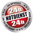 24h Notdienst - Rund um die Uhr immer für Sie da!