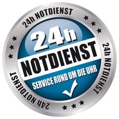 24h Notdienst - Service Rund um die Uhr