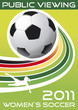 women's soccer_public viewing
