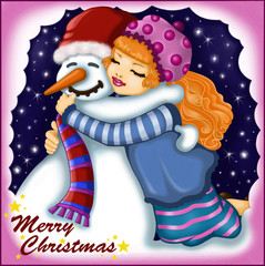 Illustrazione natalizia