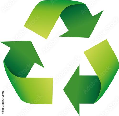 Grüner Punkt Recycle 5