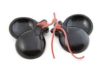 Spain castanets