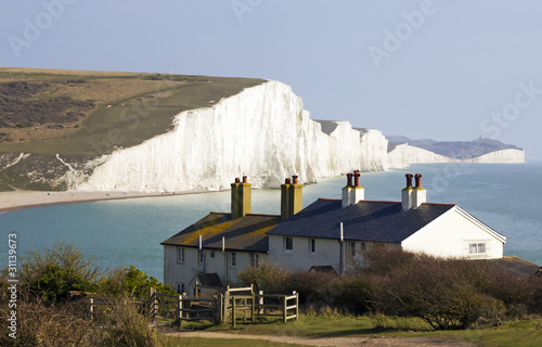 Coast Guard Cottages & Seven Sisters
