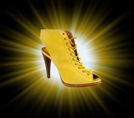 high heel summer woman shoe